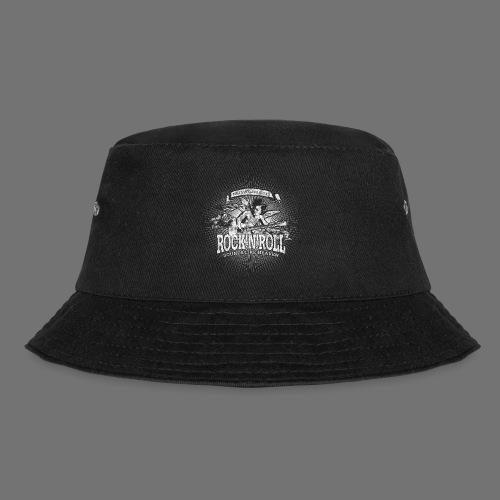 Rock 'n' Roll - Sounds Like Heaven (white) - Bucket Hat