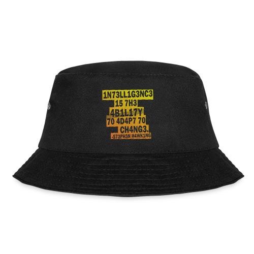 Stephen Hawking - Intelligence - Bucket Hat