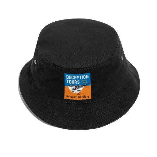 DT Black-and-white best (blue - orange) 2020 - Vissershoed