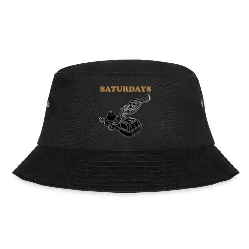 Saturdays Lawnmower - Bucket Hat