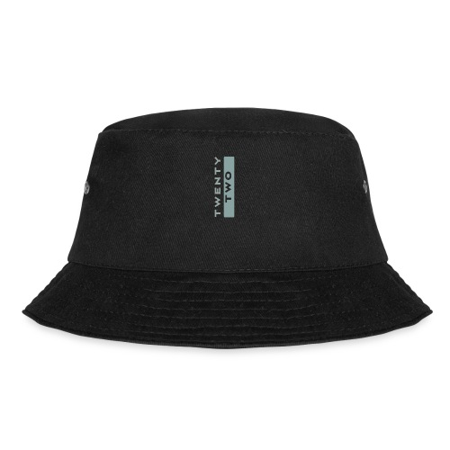 Twenty Two - Bucket Hat