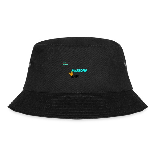 king awesome - Bucket Hat
