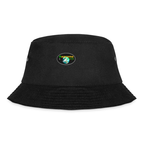 awesome earth - Bucket Hat