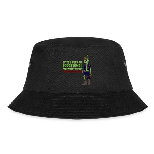 conspiracy theory - Bucket Hat