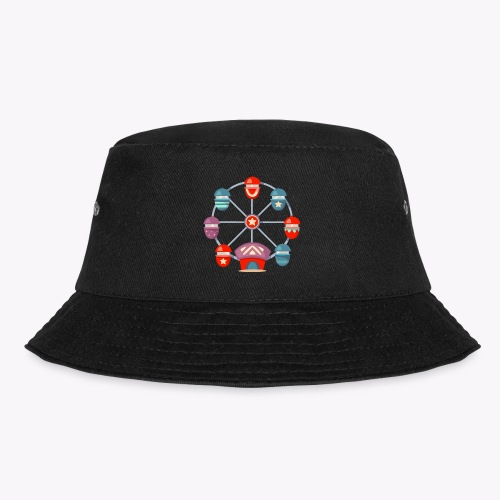 Ferris Wheel - Bucket Hat