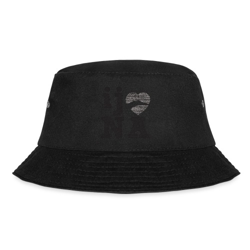 Ij amo Napule - Cappello alla pescatora