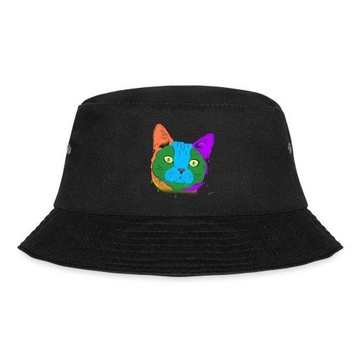 Gatto Soriano - Cappello alla pescatora