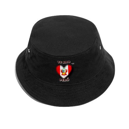 Te Amo Peru Corazon - Bucket Hat