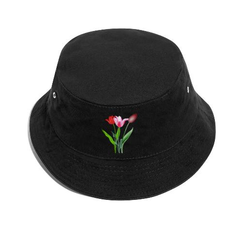 summer floral collection - Cappello alla pescatora
