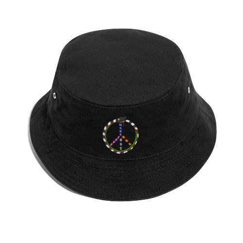 Bill Snakespeare Peace and Love - Bucket Hat
