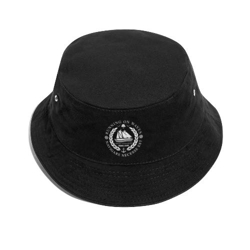 RUNNING ON WAVES (white) - Bucket Hat