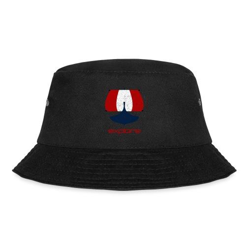 VHEH - Explore ship - Bucket Hat
