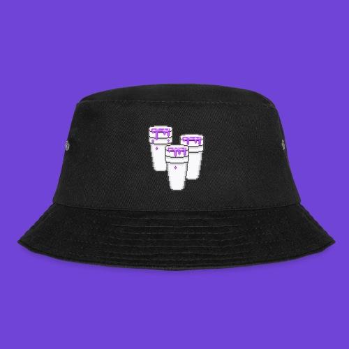Purple - Cappello alla pescatora