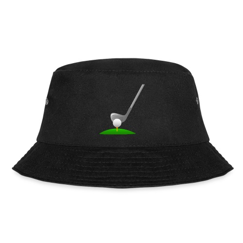 Golf Ball PNG - Gorro de pescador
