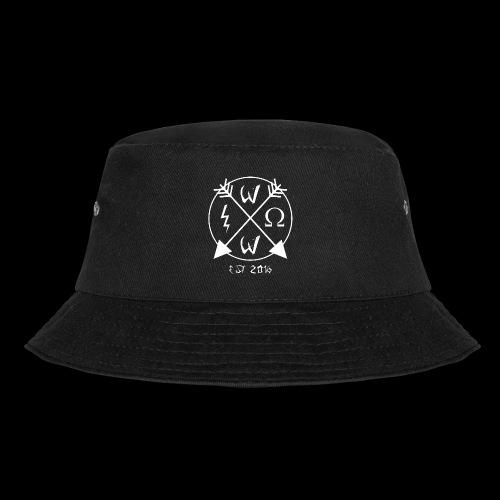 Wrathful Circle Logo - Bucket Hat