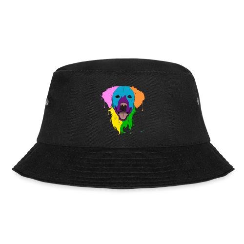 Golden Retriever - Cappello alla pescatora