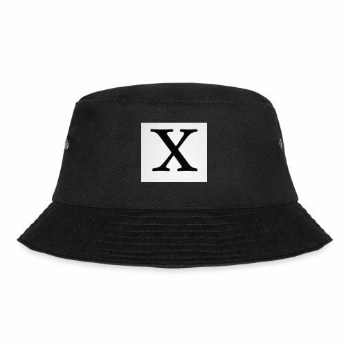 THE X - Bucket Hat