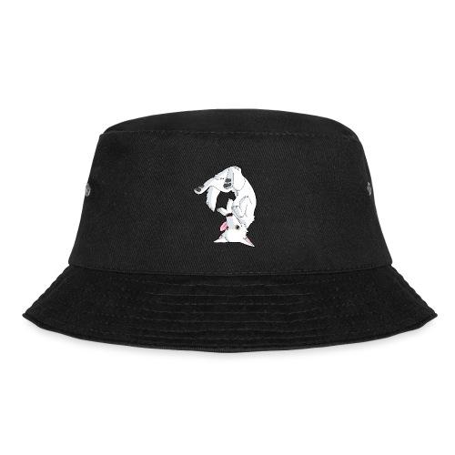 Pastore svizzero bianco - Cappello alla pescatora