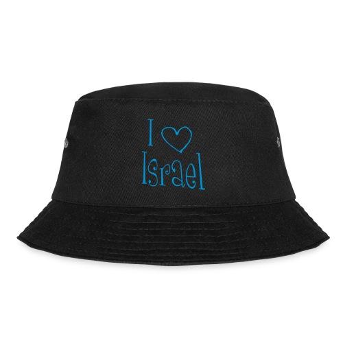I love Israel - Fischerhut