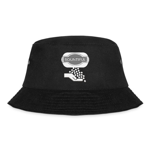 Bontiul gray white - Bucket Hat