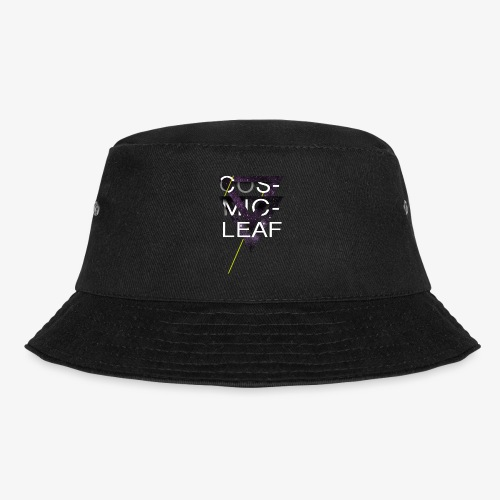 Cosmicleaf Triangles - Bucket Hat