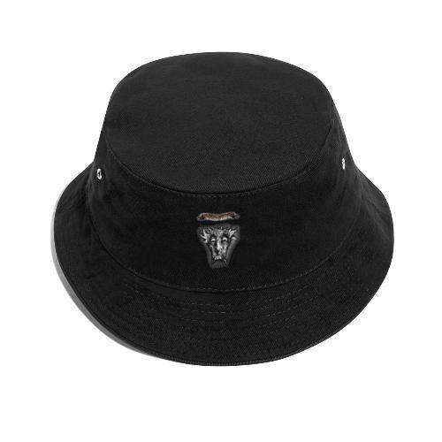 T-shirt del Dio Diaforo Tossidoille - Cappello alla pescatora