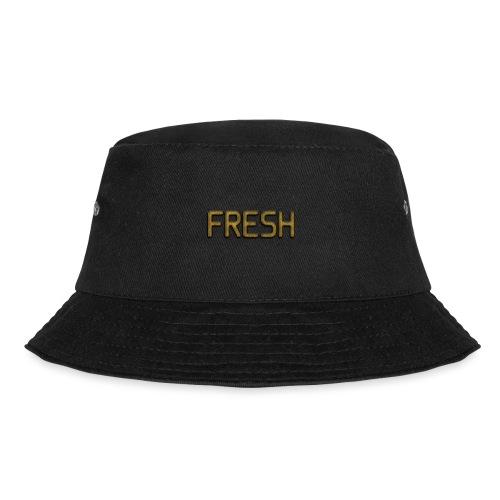 Limited Edition Fresh (Gold) Design - Bucket Hat