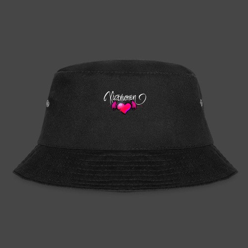 Logo and name - Bucket Hat