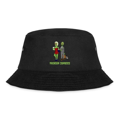 Fashion Zombie - Bucket Hat