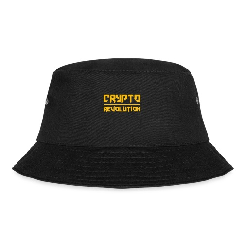 Crypto Revolution III - Bucket Hat