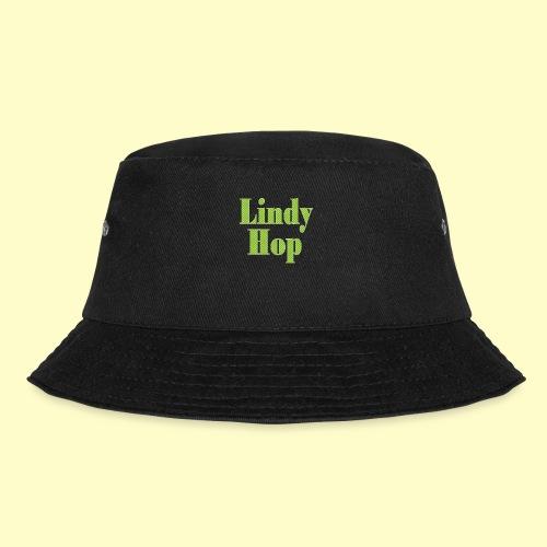 Lindy Hop und Swing Tanz Geschenk T-Shirt - Fischerhut