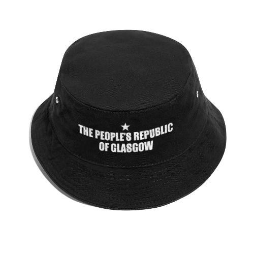 People's Republic Glasgow - Bucket Hat