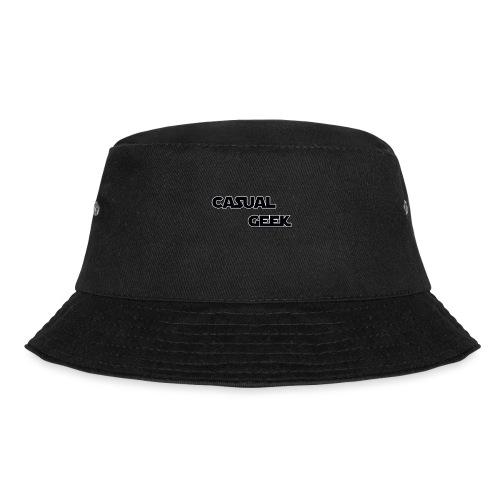 CasualGeek Standard Logo - Bucket Hat