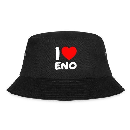 I love Eno / valkoinen - Kalastajanhattu