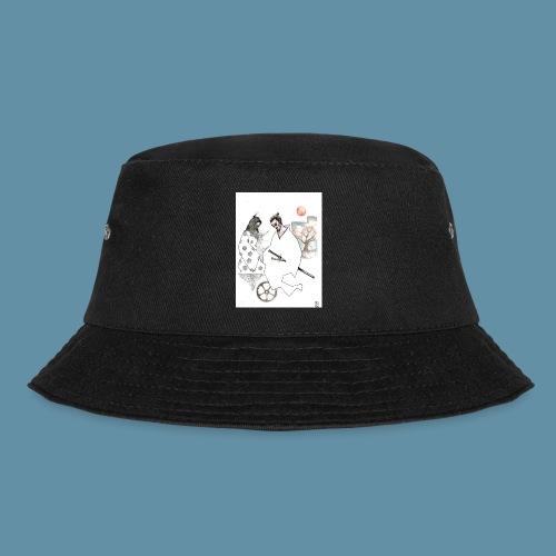 Samurai copia jpg - Cappello alla pescatora