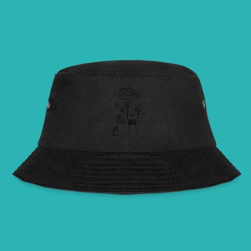 Carta_gatta-png - Cappello alla pescatora