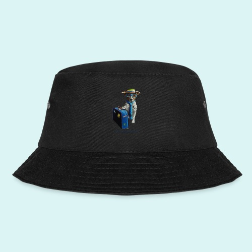 The Traveling Dog - Bucket Hat