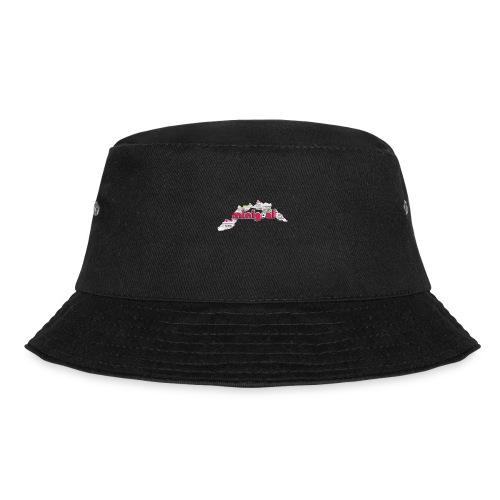 Maglietta Donna Liguria - Cappello alla pescatora