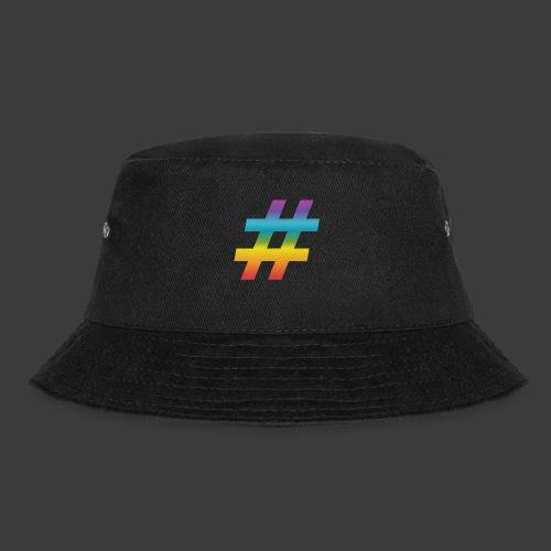 rainbow hash include - Bucket Hat