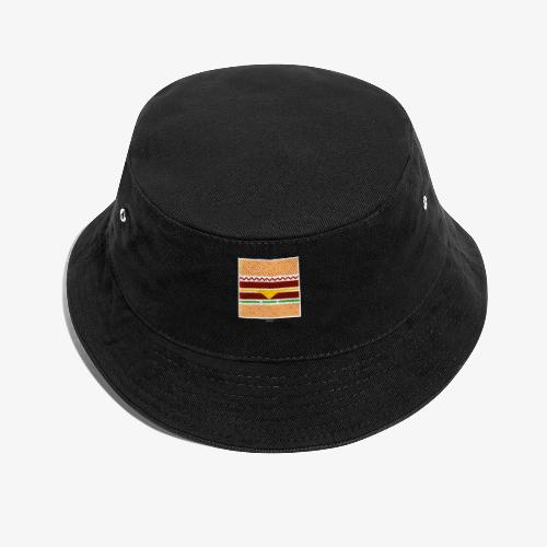 Square Burger - Cappello alla pescatora
