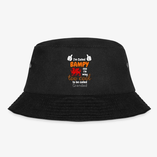 I'm Called BAMPY - Cool Range - Bucket Hat