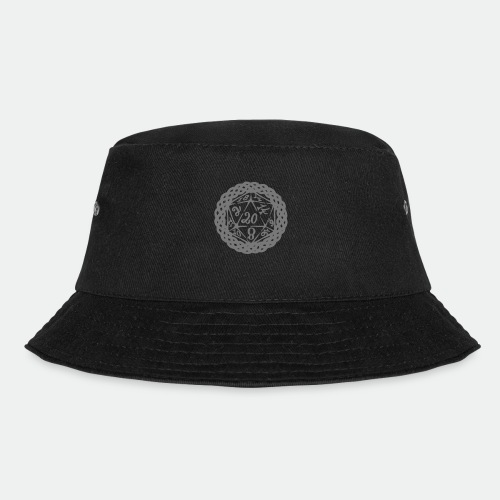 D20 Geschenk Glücksbringer Rollenspiel Würfel - Bucket Hat