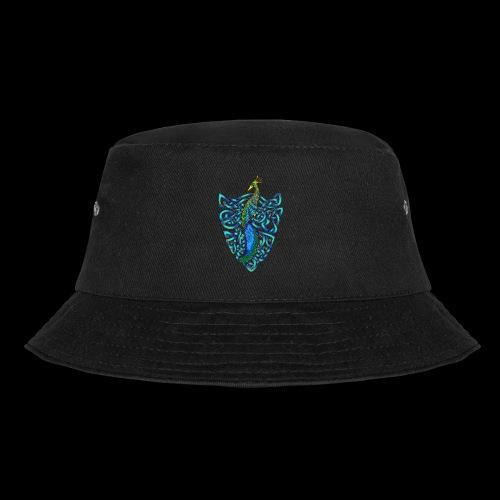 Peacock - Bucket Hat