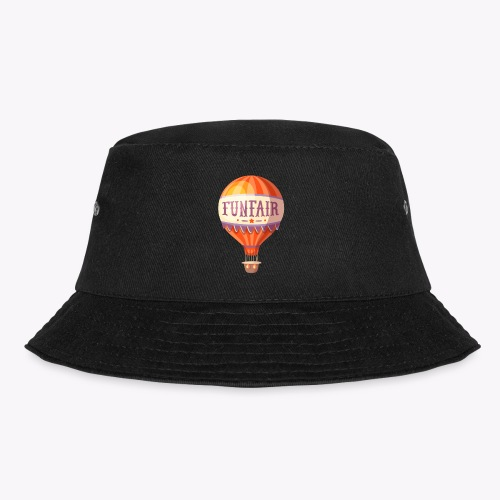 Vintage Balloon - Bucket Hat