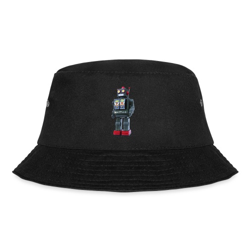 T-Shirt ROBOT - Cappello alla pescatora
