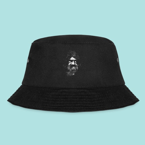 Old Guy, Eyes Open. - Bucket Hat