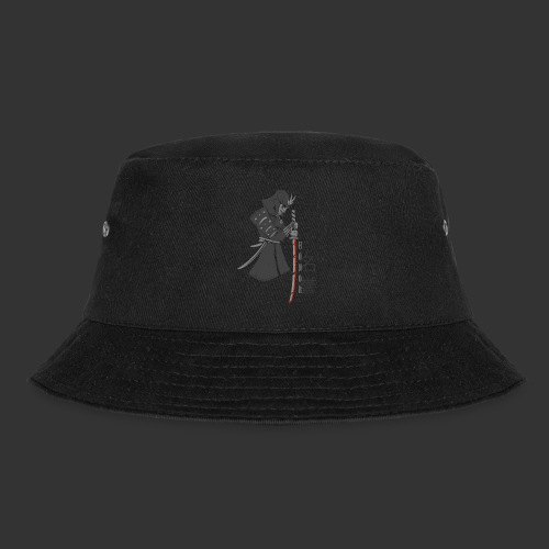 Samurai Digital Print - Bucket Hat