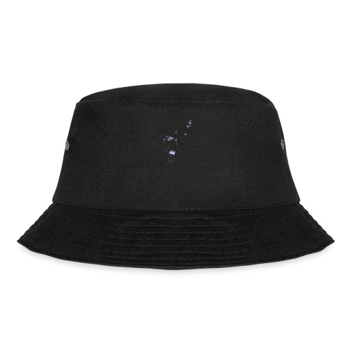night riding purple - Bucket Hat
