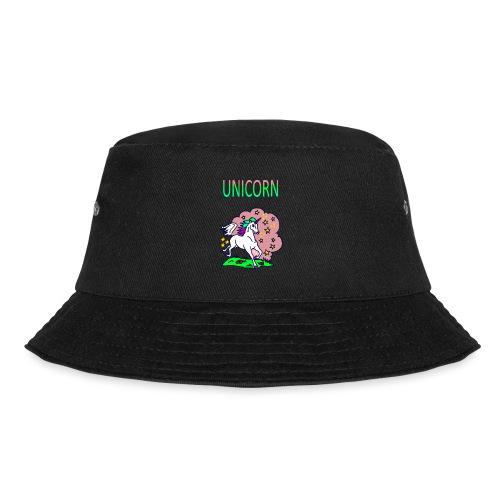 Einhorn unicorn - Fischerhut