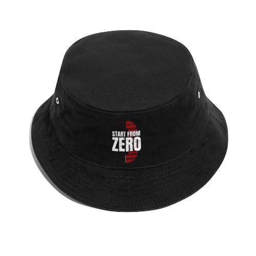 Start from ZERO - Bucket Hat